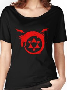 homunculus symbol Women's Relaxed Fit T-Shirt