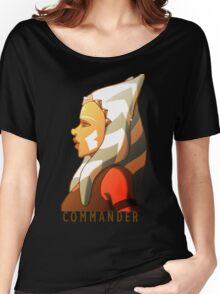 Commander Tano Women's Relaxed Fit T-Shirt
