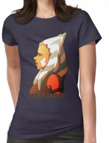 Commander Tano Womens Fitted T-Shirt