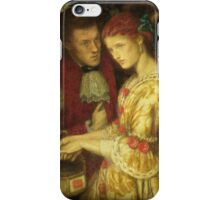Dante_Gabrielle_ Rossini, iPhone Case/Skin