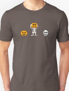 Pumpkin Head & Friends Unisex T-Shirt