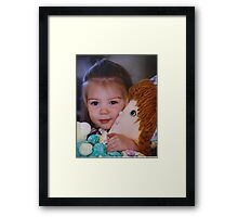 Such Love Framed Print