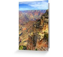 The Grand View Greeting Card
