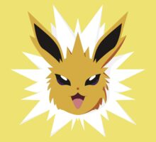 Jolteon by gallantdesigns