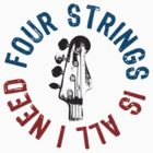Four Strings by LukeN