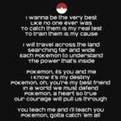 Pokemon Theme Song Tee by TooManyPixels