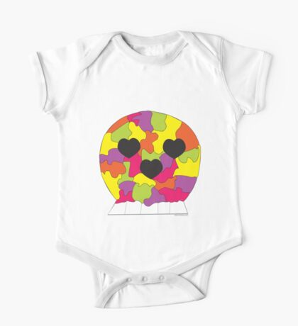 Puzzle Skull Kids Clothes