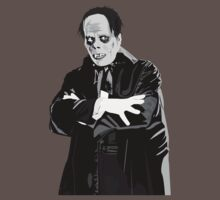The Phantom of the Opera by chachipe