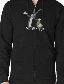Donnie Darko / Calvin & Hobbes Mash-up T-Shirt