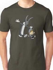 Donnie Darko / Calvin & Hobbes Mash-up Unisex T-Shirt