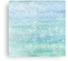 Ocean mood Canvas Print