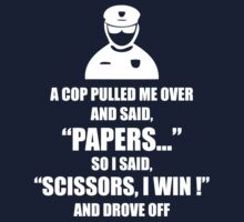 A Cop Pulled Me Over by FunniestSayings
