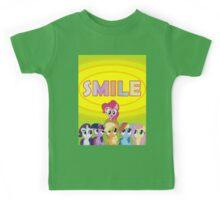 Smile! - Pinkie Pie Kids Tee