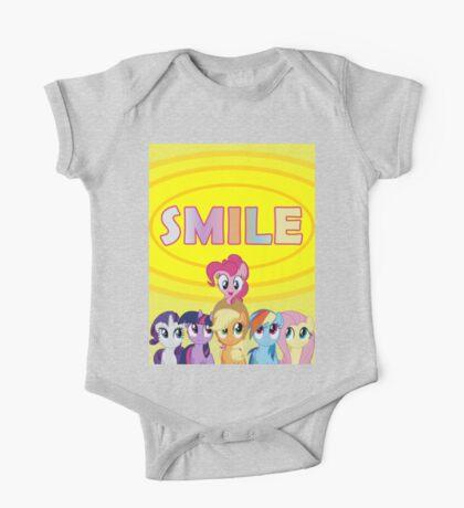Smile! - Pinkie Pie One Piece - Short Sleeve