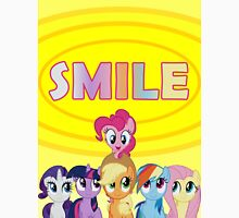 Smile! - Pinkie Pie Unisex T-Shirt
