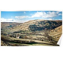 Swaledale Barns (Best viewed large) Poster