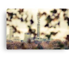 The old Post Office Tower, London Canvas Print