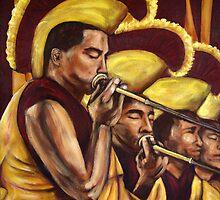 Sacred Music by Erika  Hastings