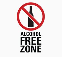 Alcohol Free Zone - Light T-Shirt