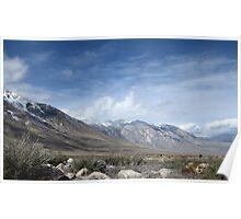 A High Sierra Landscape Poster