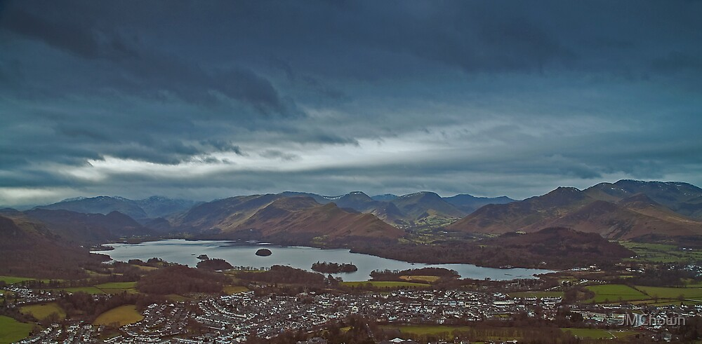 Derwent Water by JMChown