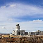 Capitol Hill - Salt Lake City, Utah by Brian D. Campbell