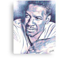 Denzel Canvas Print