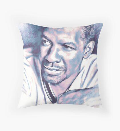 Denzel Throw Pillow