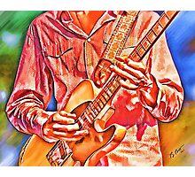 Mike Keller - Close Up Photographic Print