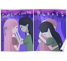 Don't Ever Leave Me, Please Poster