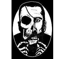 Scroobius Pip - zombiecraig. Photographic Print
