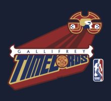 Gallifrey Timelords Kids Clothes