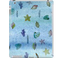 Shells and Seastars iPad Case/Skin