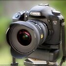 Canon EOS 7D by Chris Cohen