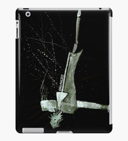 Let's Draw Sherlock The Reichenbach Fall iPad Case/Skin