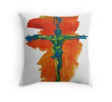 Gospel of Matthew 2008 Throw Pillow