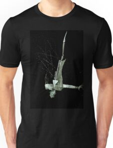 Let's Draw Sherlock The Reichenbach Fall Unisex T-Shirt