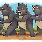 Wombat Conga by Aja Wells