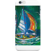 Green Sail 2006 iPhone Case/Skin