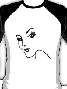 Miss Redhead (text) [iPhone / iPad / iPod case | Tshirt | Print] T-Shirt