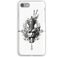 Queen Delieahl (iphone case art) iPhone Case/Skin