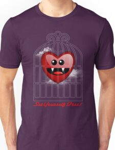 SET YOURSELF FREE (HEART) Unisex T-Shirt