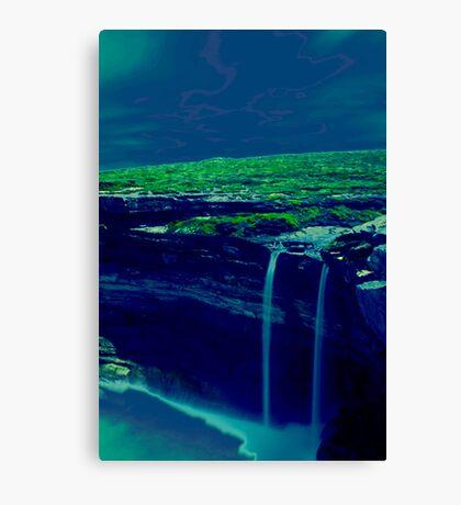 Curracarong Falls, Royal National Park Canvas Print