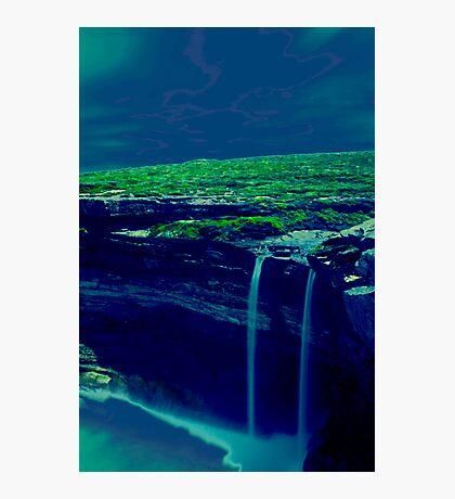 Curracarong Falls, Royal National Park Photographic Print