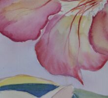 My Desert Rose - Adenium Sticker