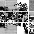 Harley Davidson 1000 by Tsalis
