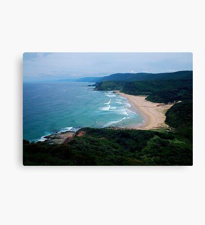 Garie Beach, Royal National Park  Canvas Print