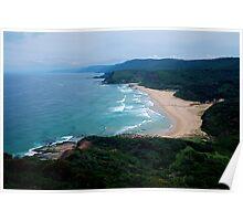 Garie Beach, Royal National Park  Poster