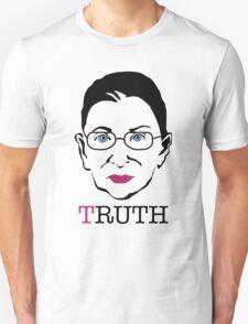 Ginsburg TRUTH Unisex T-Shirt