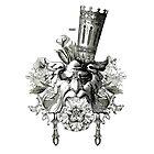 Queen Lyalynne (iphone case art) by Philomena Primrose